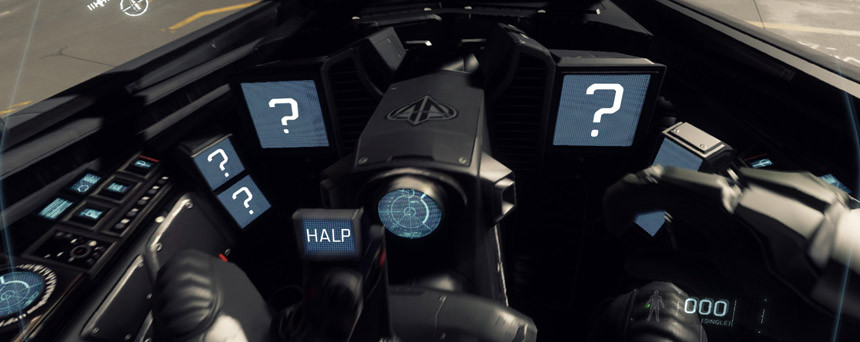 help with star citizen controls