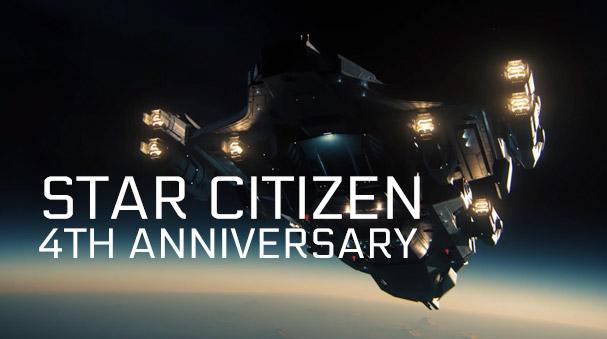 star citizen 2.6 anniversary sale