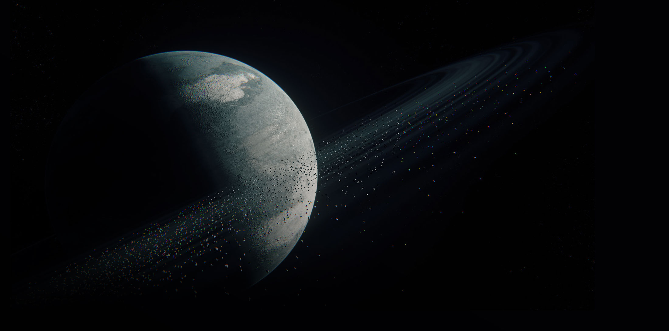 star citizen 3.0 leaked screenshot planet with rings
